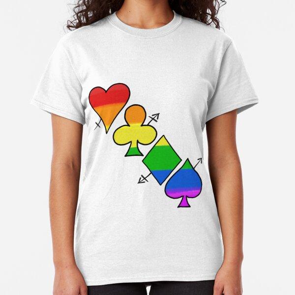 LGBT Poker Classic T-Shirt