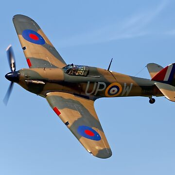 Hawker Hurricane Mk1 by AndyHkr