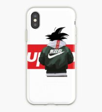 Sup Dragonball Z Son Goku Supersaiyan iPhone Case
