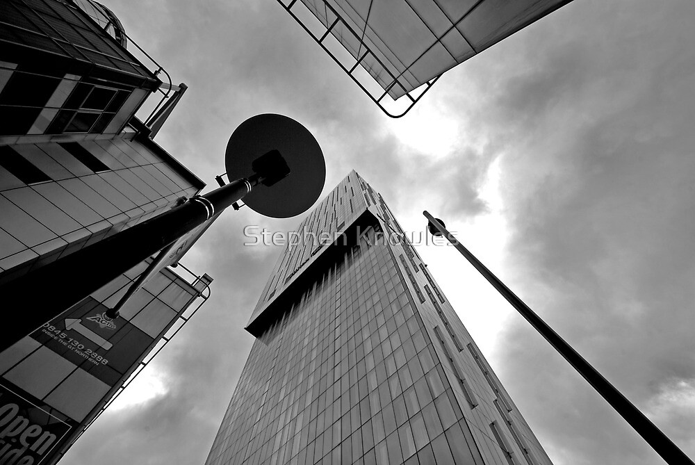 Beetham Tower, re-visited by Stephen Knowles
