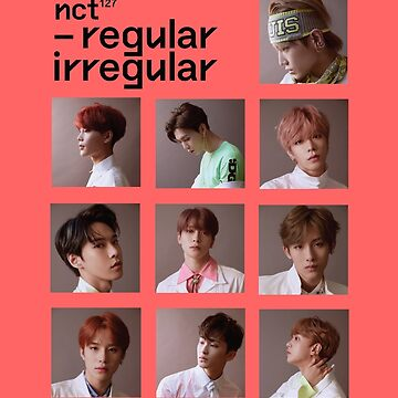 NCT 127 Regular-Irregular 02 by nurfzr