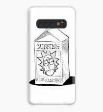 MISSING - Rick Sanchez (Rick and Morty) Case/Skin for Samsung Galaxy