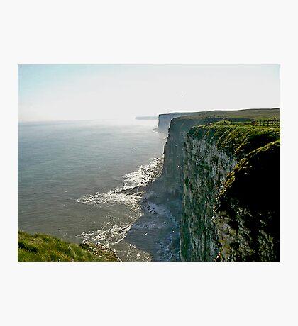 Bempton Cliffs Photographic Print