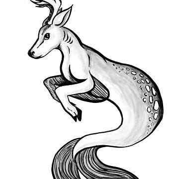 Deer Hippocampus by srw110