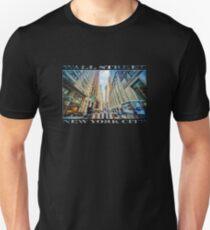 Wall Street Slim Fit T-Shirt