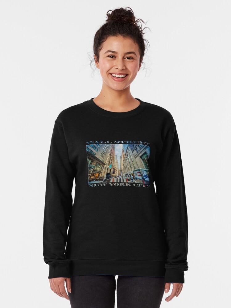 Alternate view of Wall Street Pullover Sweatshirt
