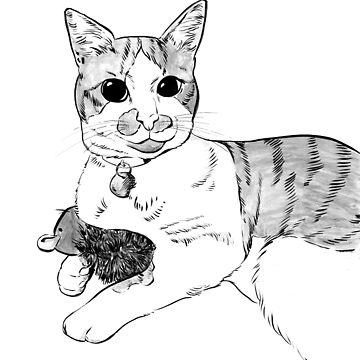 Kitty's Best Friend by srw110