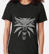 weißer Wolf Vintage T-Shirt