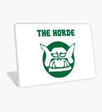 the horde Laptop Skin
