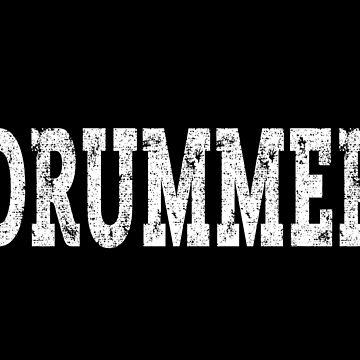 drummer by MMchen