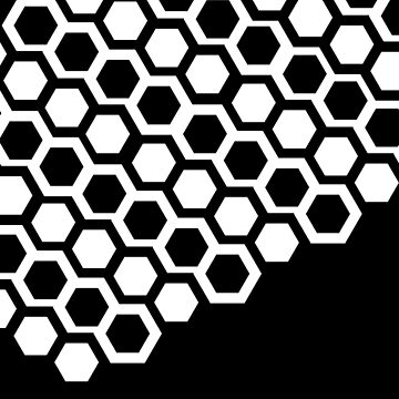 hexagon by sajeevcpillai