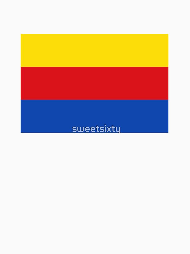 North Holland Flag by sweetsixty