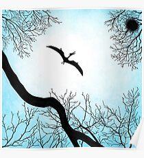 Migratory birds Poster
