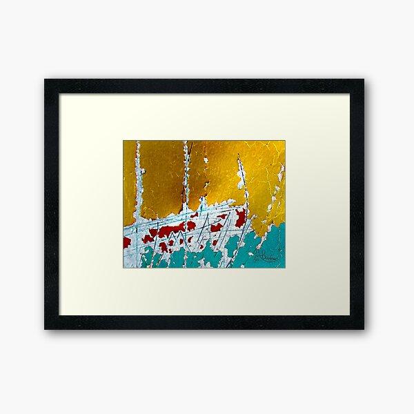 Guide Me Home Framed Art Print