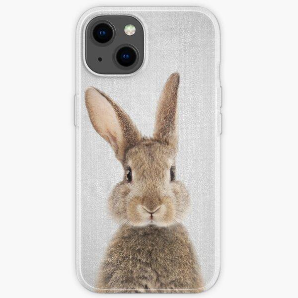 Rabbit - Colorful iPhone Soft Case