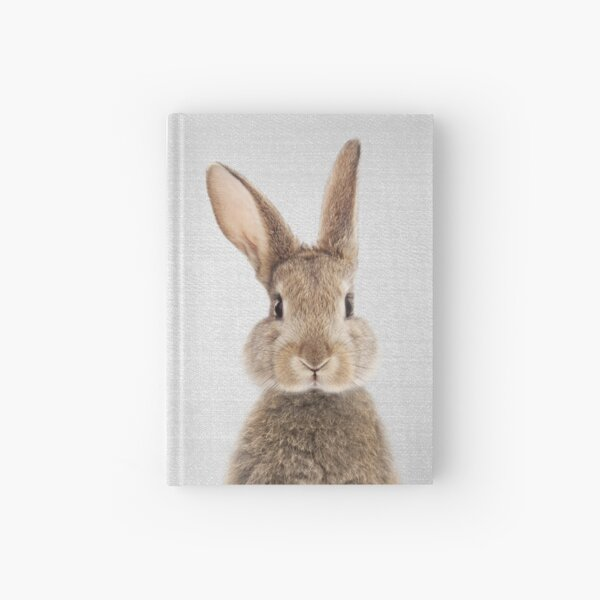 Rabbit - Colorful Hardcover Journal