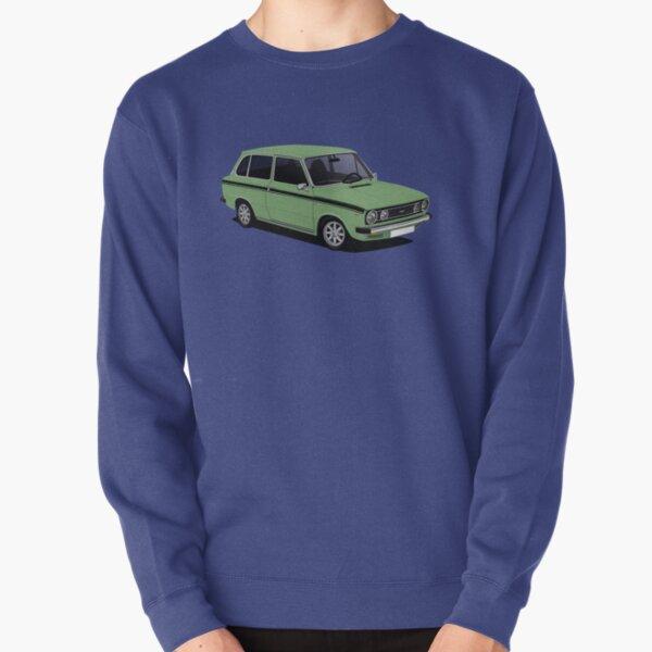 DAF 66 Combi - illustration - vert Sweatshirt épais