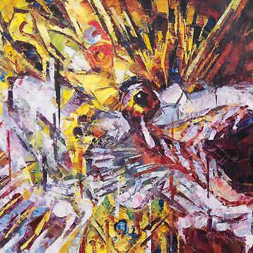 Garuda by khairzul
