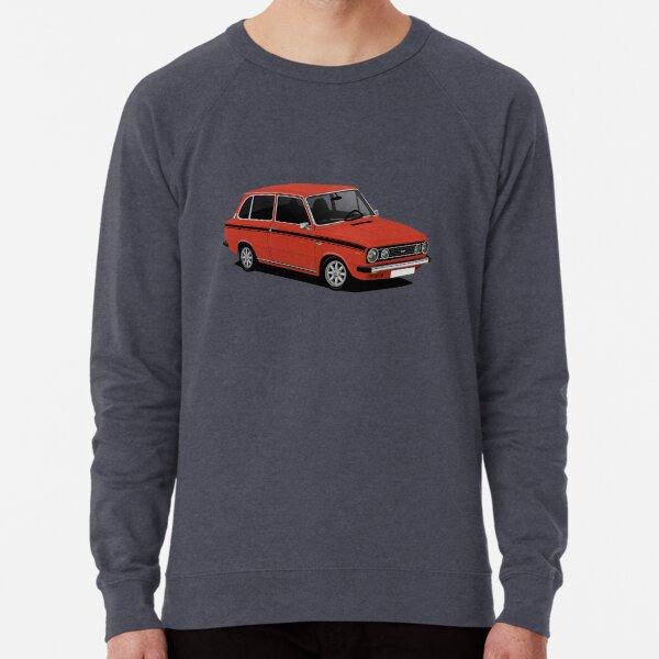 DAF 66 Combi - illustration - rouge Sweatshirt léger