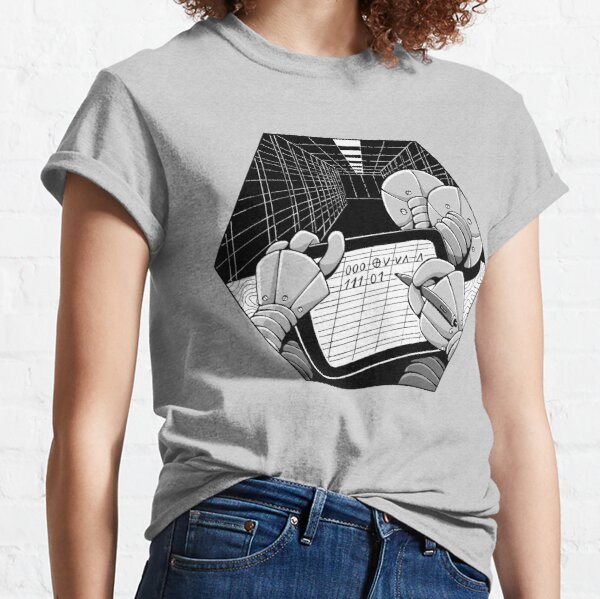Learning to write #2 Classic T-Shirt