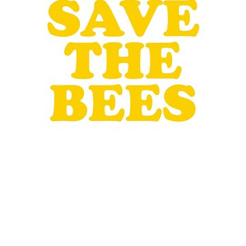 save the bees by skr0201