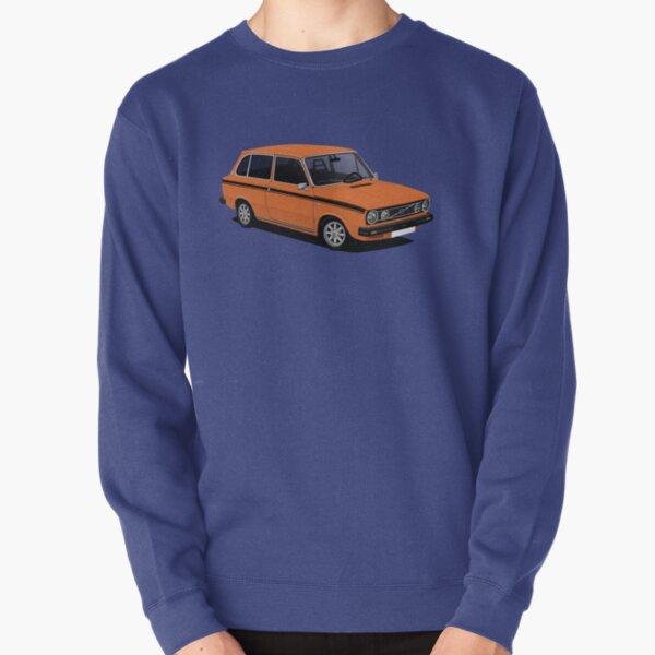 V66 Combi - illustration de voiture - orange Sweatshirt épais