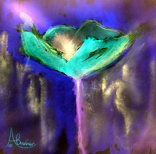 Love Is Here by Angela  Burman