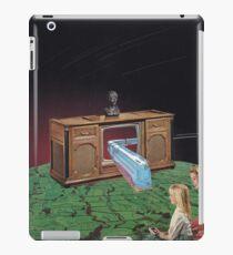 Warp drive iPad Case/Skin
