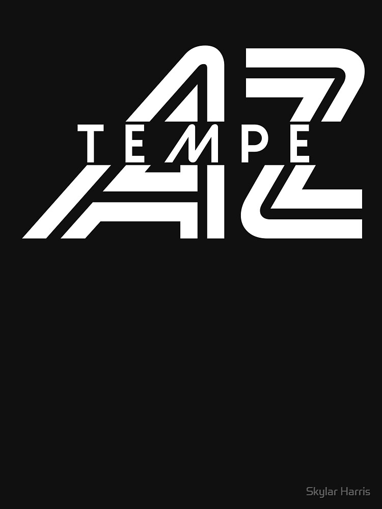 Tempe Arizona Souvenirs AZ Retro by fuller-factory