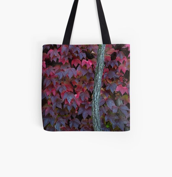 Fall 2018 Stickers All Over Print Tote Bag