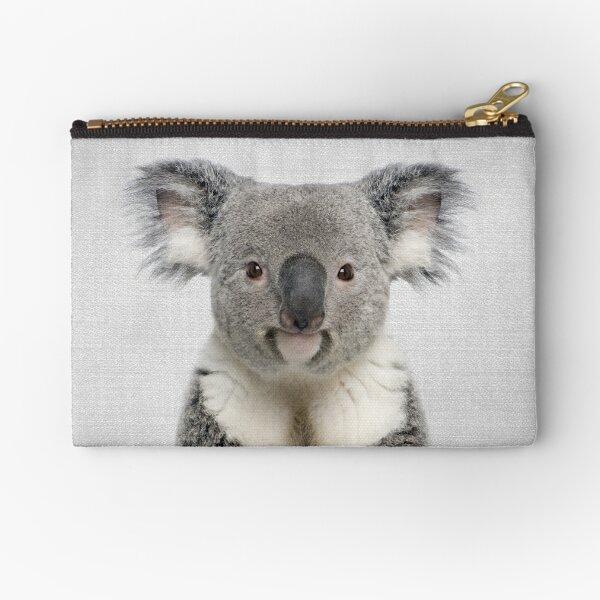 Koala - Colorful Zipper Pouch