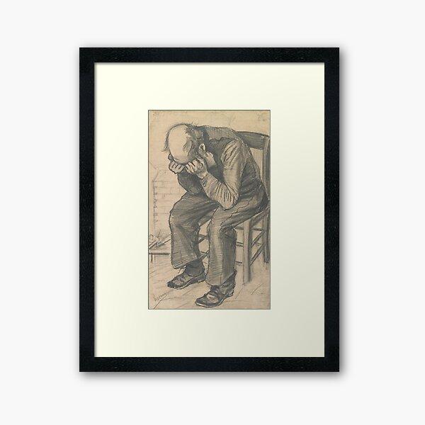Van Gogh - Worn Out 1882 Framed Art Print