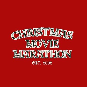 Christmas Movie Marathon by thnittany1180