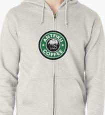Anteiku Coffee Zipped Hoodie