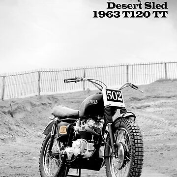 No 502 Mcqueen Desert Sled by rogue-design