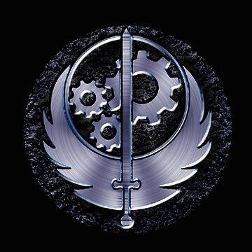 Brotherhood of Steel by DBnation