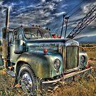 Old Mack by pdsfotoart