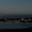 A little strip of Lyme Regis #2 by Alice Oates