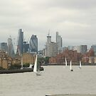 Sail on the Thames by powerball225