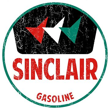 Sinclair Gasoline by Bloxworth