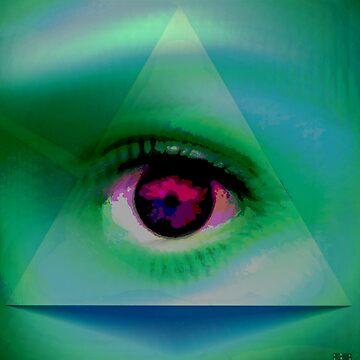 Mystic eye by funprints