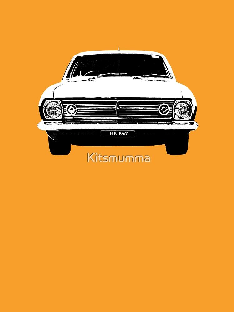 TShirtGifter presents: 1967 HR Holden Tshirt | Unisex T-Shirt