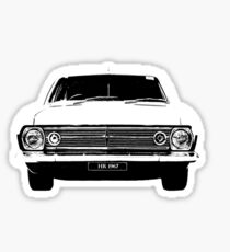 1967 HR Holden Tshirt Sticker