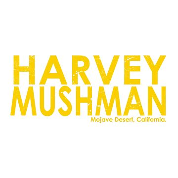 Harvey Mushman by rogue-design