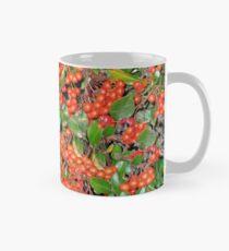Firethorn (pyracantha) Classic Mug