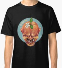 O is for Orkange - Alphabet of Haunted Food Classic T-Shirt