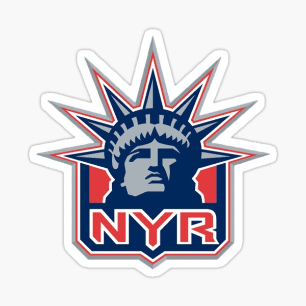NYR Alternate Sticker