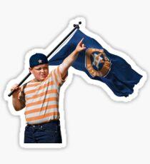 Astros Sandlot Called Shot Fan Art & Merch Sticker