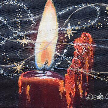 Let Your Light Shine by ArtbyDedeConrad