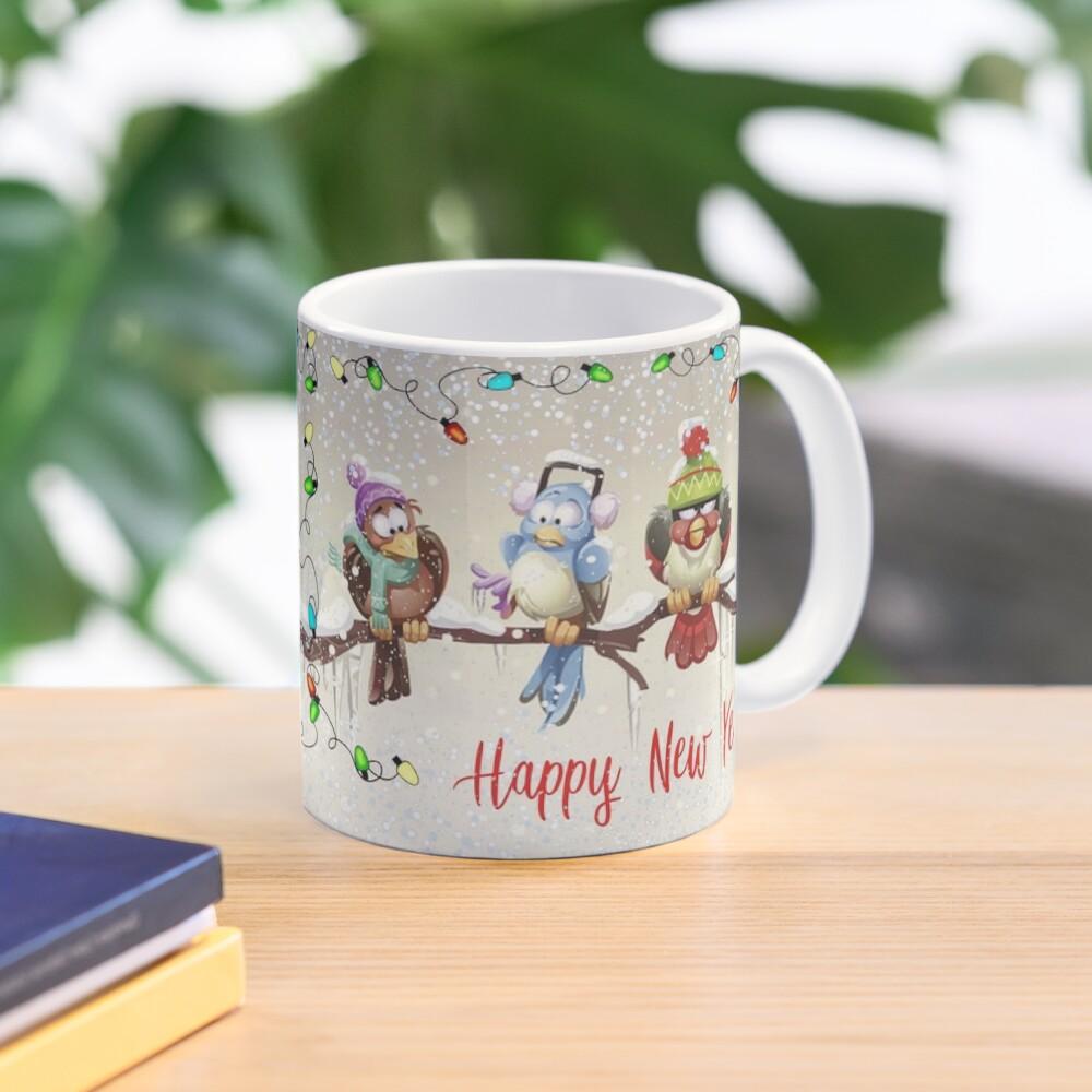 Chilly Birds! Mug